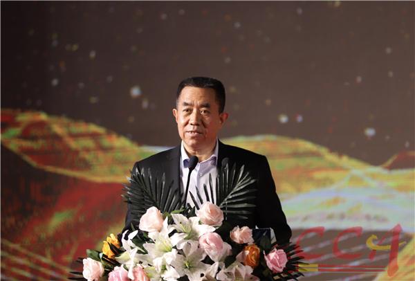 4-中国烹饪协会副会长、兰州牛肉拉面行业协会会长马利民发布《兰州牛肉面食品安全地方标准》.jpg